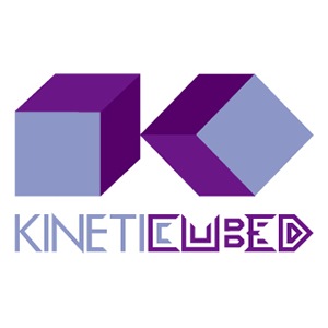 Kinetic Cubed logo