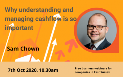 Why understanding and managing cashflow is so important (Oct 2020)