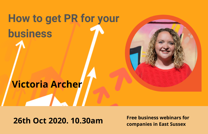 How to get PR for your business (Oct 2020)